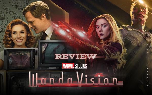 WandaVision: Chị đại phù thủy Marvel chơi đùa thả ga với chồng quá cố vừa hài hước vừa rợn cả gáy!-1