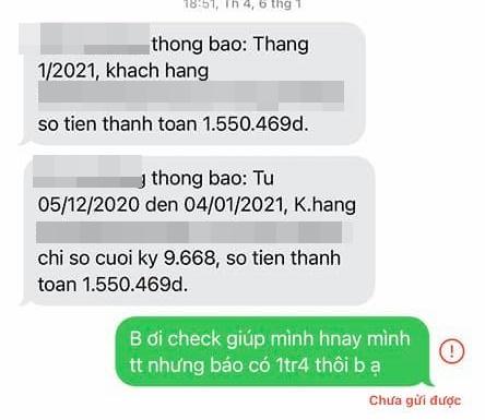 Mượn điện thoại mẹ, con giật mình vì đoạn tin nhắn cực hài mẹ gửi cho người lạ-3