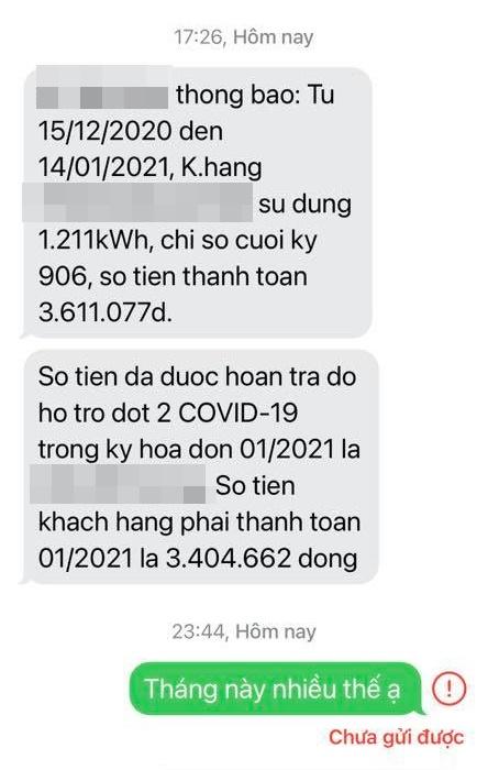 Mượn điện thoại mẹ, con giật mình vì đoạn tin nhắn cực hài mẹ gửi cho người lạ-5