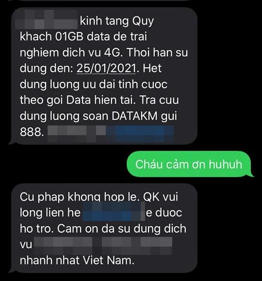 Mượn điện thoại mẹ, con giật mình vì đoạn tin nhắn cực hài mẹ gửi cho người lạ-6