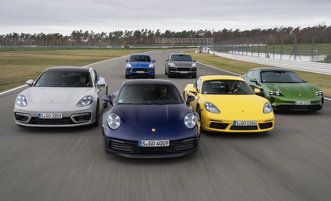 Porsche có kết quả kinh doanh bất ngờ trong năm Covid-19 2020