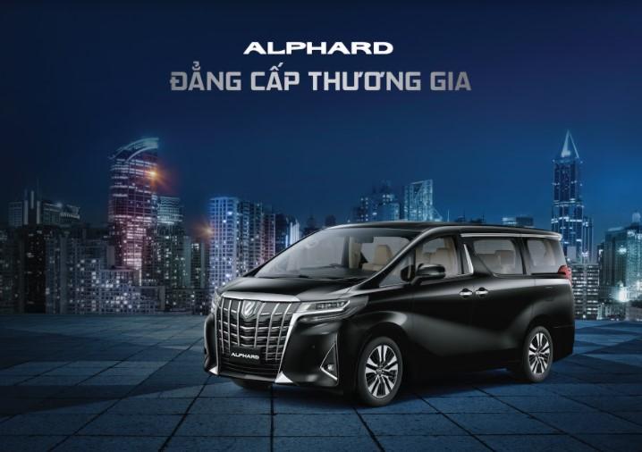 Toyota Alphard 2021 nâng cấp chính thức có mặt tại đại lý