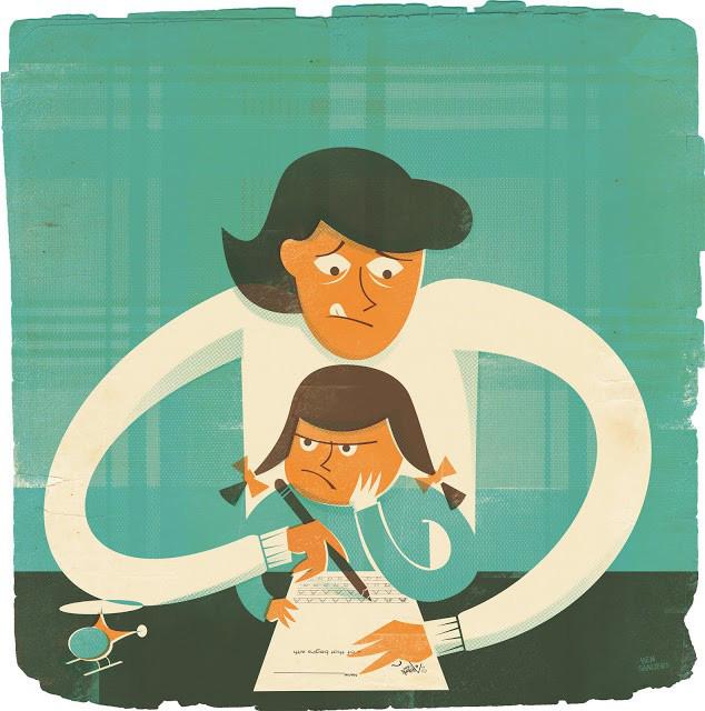 Những mẩu chuyện phụ huynh thường tặc lưỡi bình thường mà, nhưng lại vô tình xây tường thành với con cái, khiến chúng khóa miệng, không còn cởi mở -4