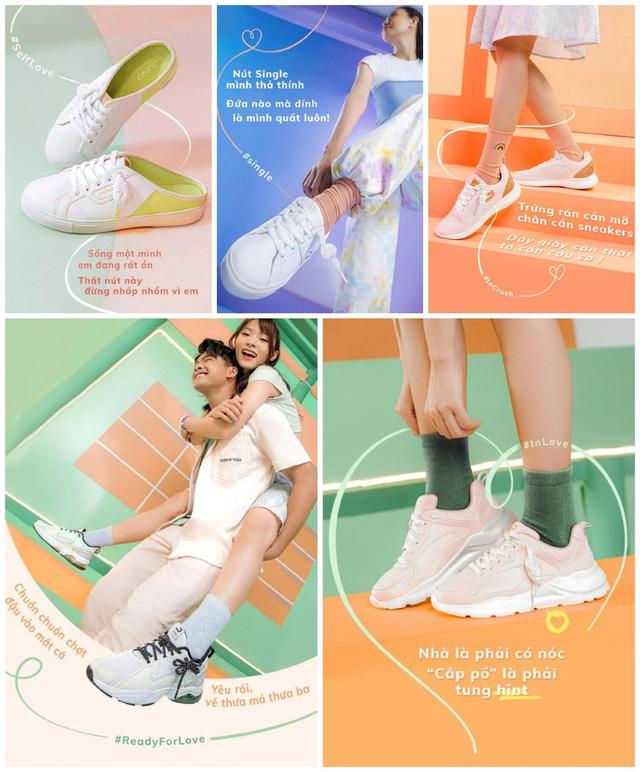 Tết này sắm ngay 5 mẫu sneakers trendy sau để mix kiểu gì cũng ổn, tiện học luôn cách thả thính cực hot bằng dây giày-12
