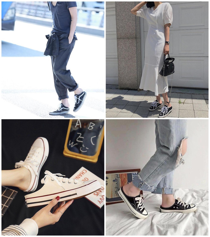 Tết này sắm ngay 5 mẫu sneakers trendy sau để mix kiểu gì cũng ổn, tiện học luôn cách thả thính cực hot bằng dây giày-1