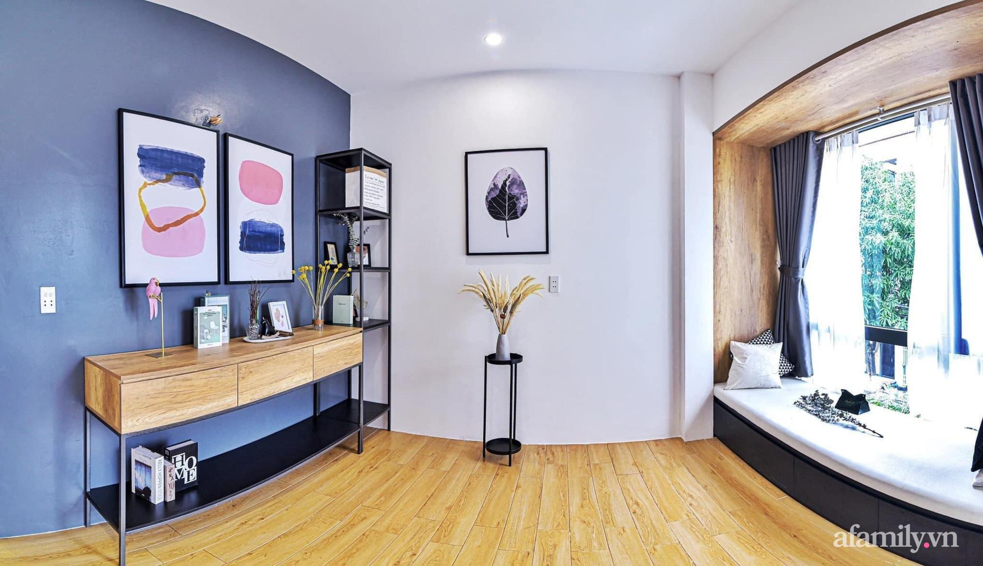 Nhà phố 70m² đẹp tiện nghi với những gam màu thân thiện ở Đà Nẵng-9