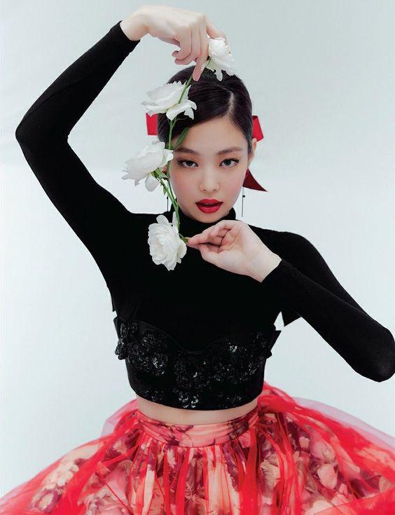 30 nữ idol Kpop hot nhất: Jennie (BLACKPINK) chưa bất ngờ bằng em út Oh My Girl đánh bật cả TWICE - MAMAMOO-1