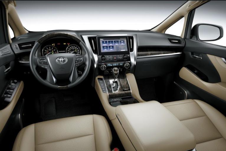 Giá lăn bánh Toyota Alphard 2021 nâng cấp tại Hà Nội và TP.HCM -3