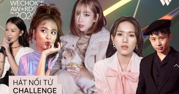 Khi nghệ sĩ Vpop chơi hát nối từ: Hoàng Thuỳ Linh, Min, Only C, Ricky Star mang đến loạt hit bất hủ; riêng Thuỳ Chi