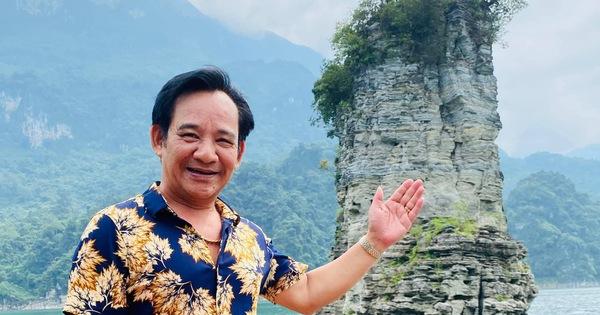 Nghệ sĩ Quang Tèo: