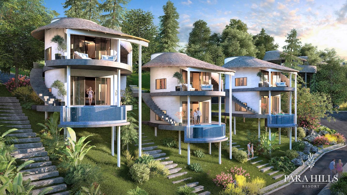 Khám phá 3 mẫu biệt thự nghỉ dưỡng được ví như kiệt tác tại Parahills Resort-1