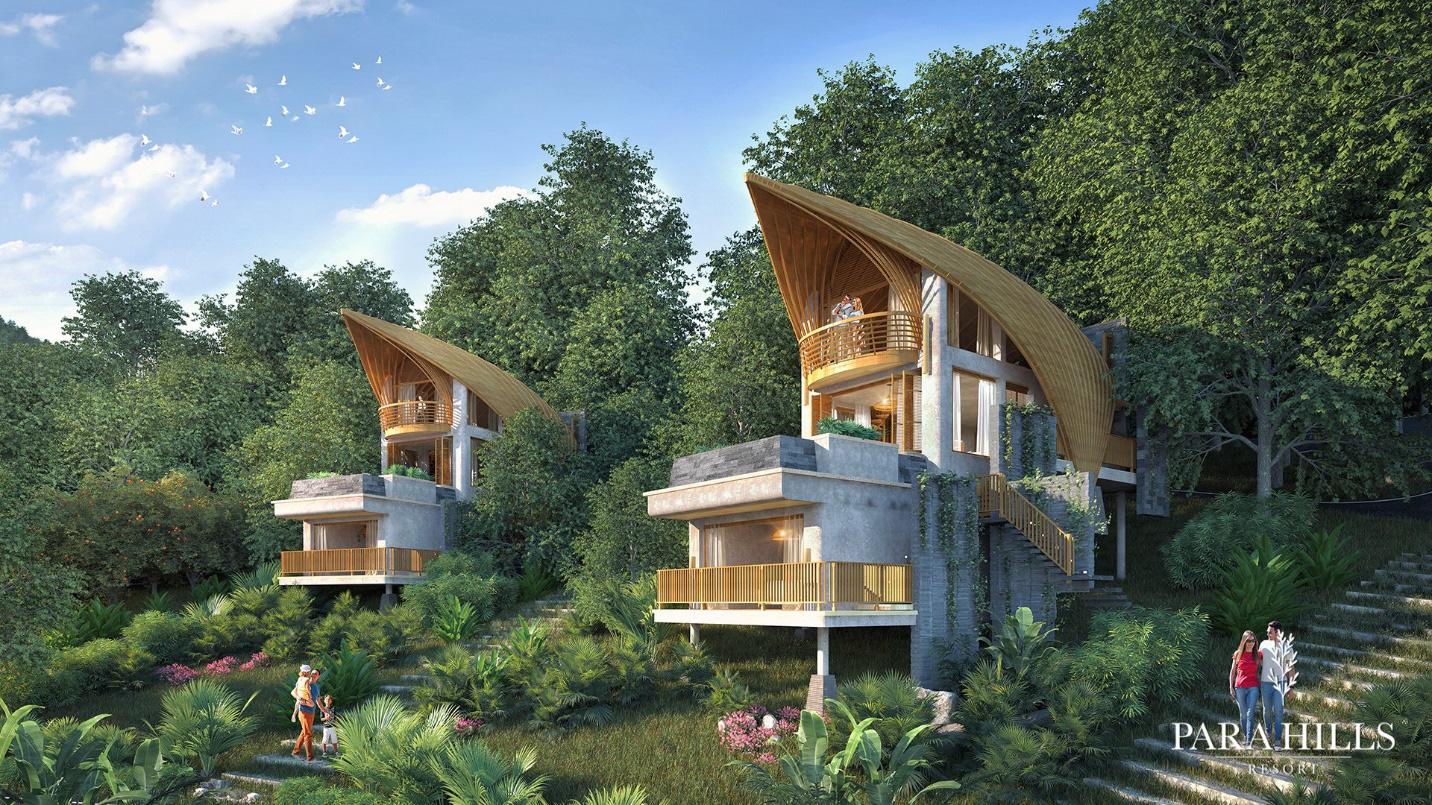Khám phá 3 mẫu biệt thự nghỉ dưỡng được ví như kiệt tác tại Parahills Resort-2