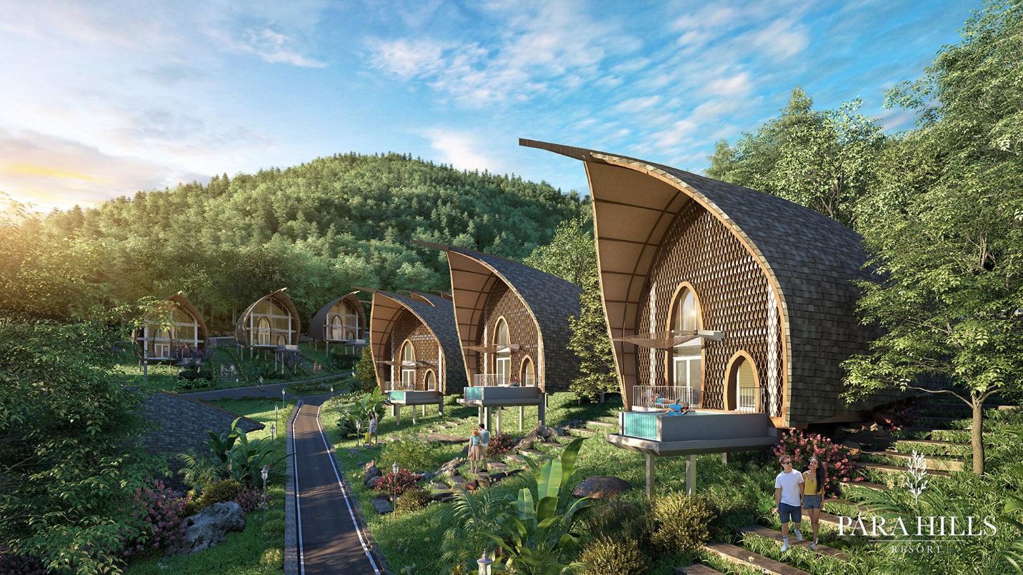 Khám phá 3 mẫu biệt thự nghỉ dưỡng được ví như kiệt tác tại Parahills Resort-3