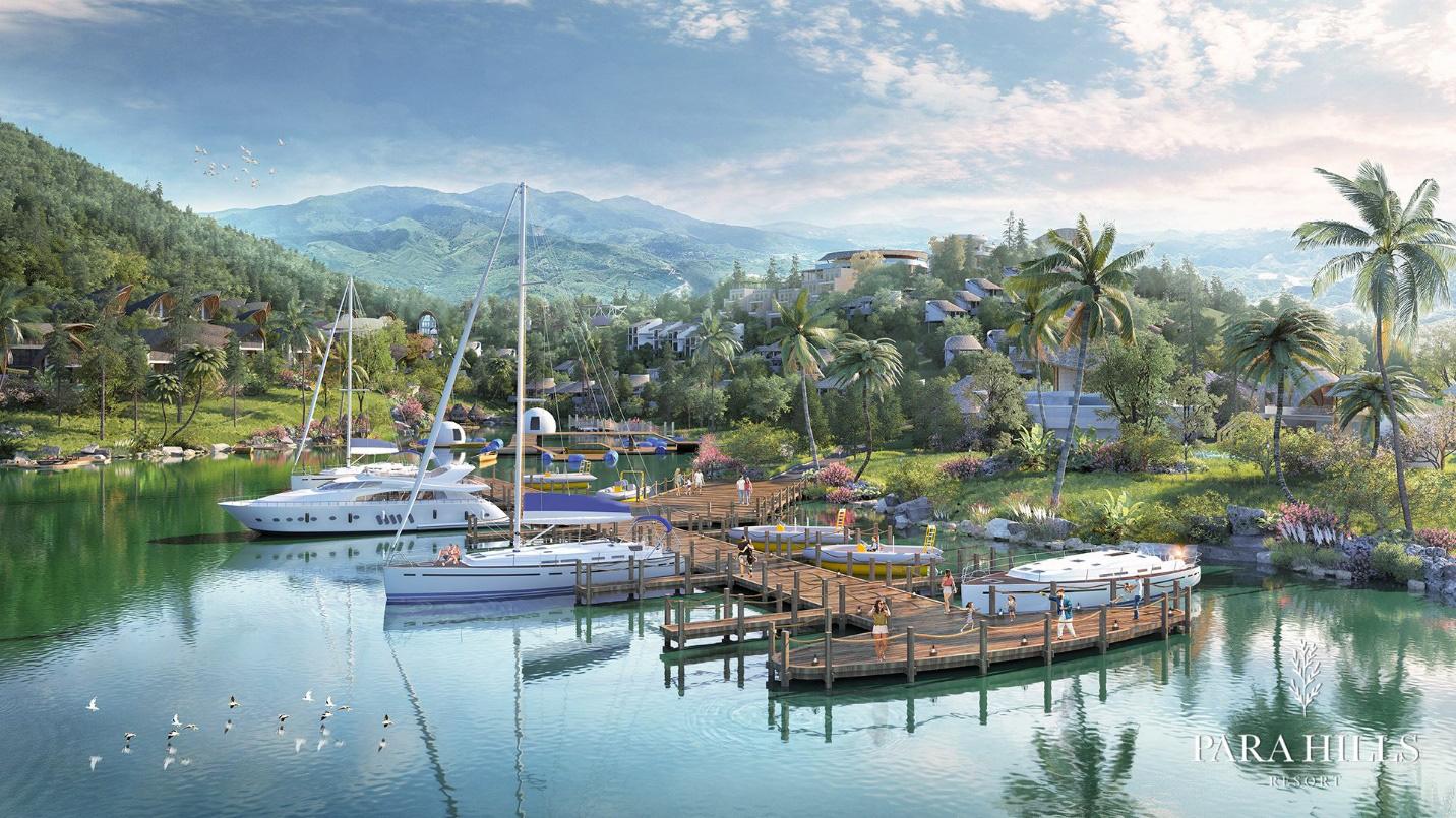 Khám phá 3 mẫu biệt thự nghỉ dưỡng được ví như kiệt tác tại Parahills Resort-4