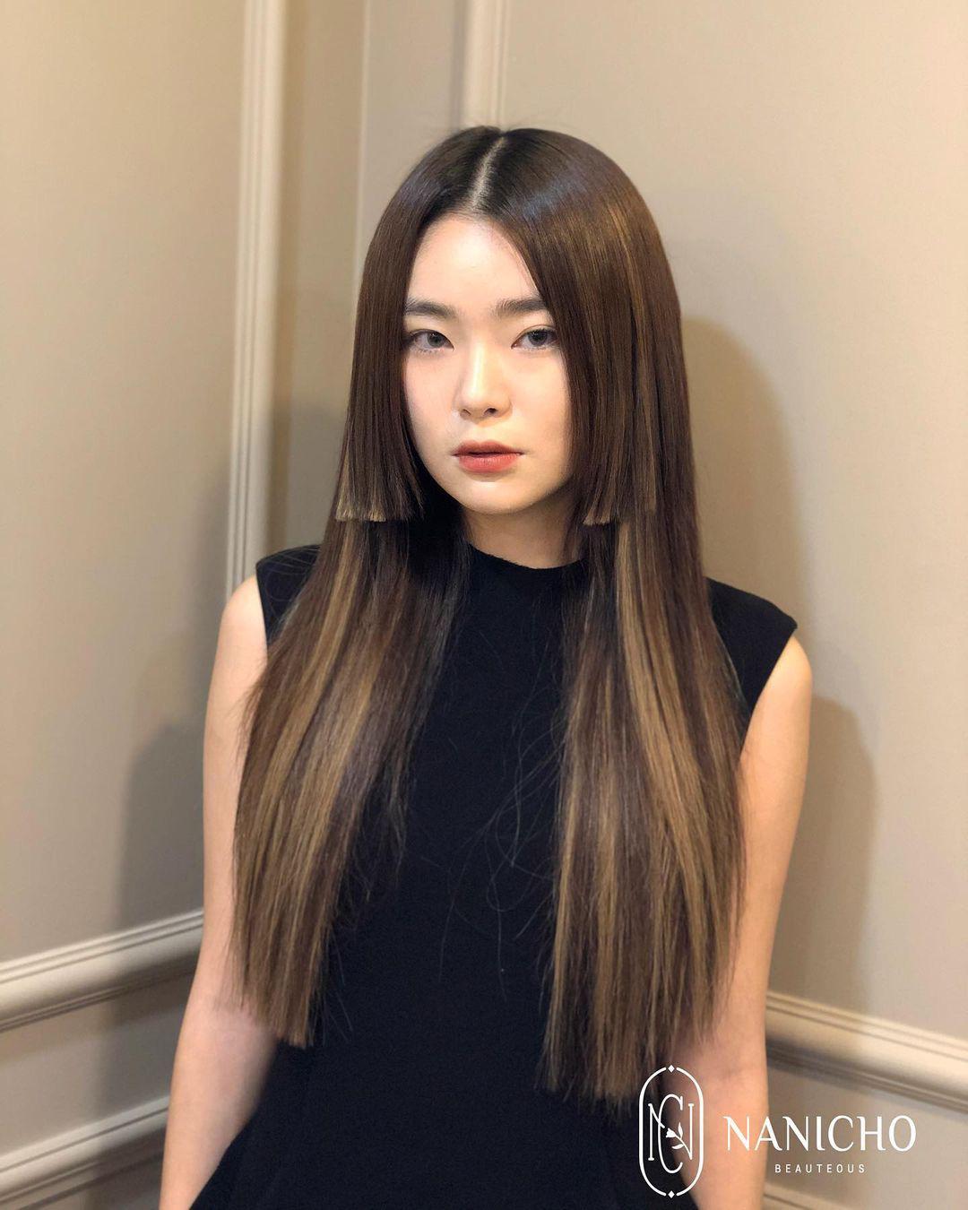 5 trend tóc dài đang hot nhất ở các tiệm Hàn Quốc lúc này, đặt ngay lịch cắt để trẻ ra 5 tuổi là ít-13