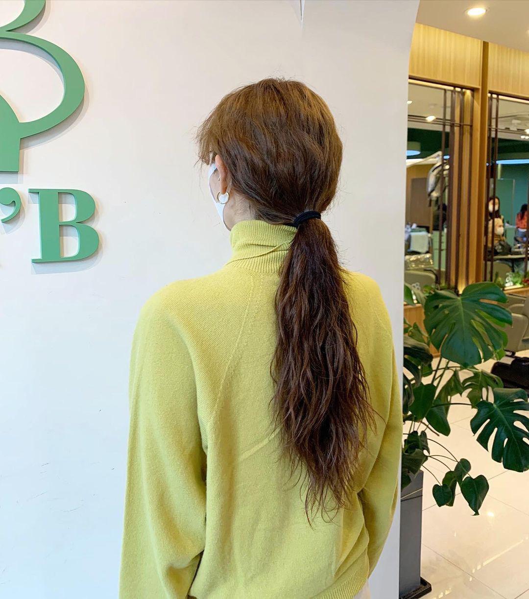 5 trend tóc dài đang hot nhất ở các tiệm Hàn Quốc lúc này, đặt ngay lịch cắt để trẻ ra 5 tuổi là ít-10