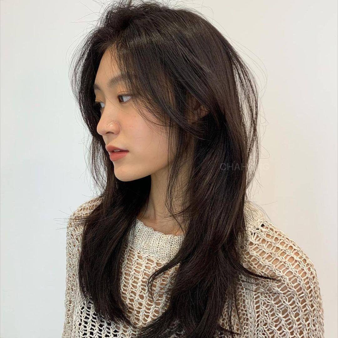 5 trend tóc dài đang hot nhất ở các tiệm Hàn Quốc lúc này, đặt ngay lịch cắt để trẻ ra 5 tuổi là ít-4