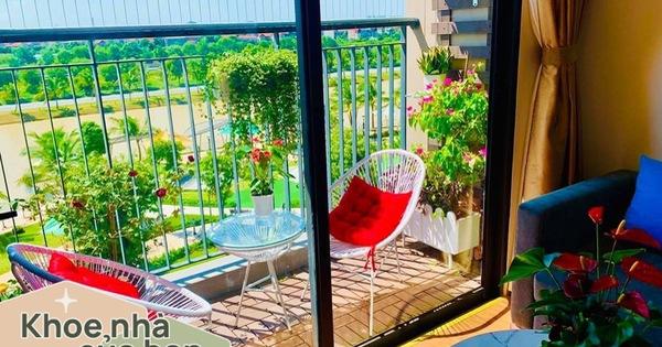 Căn hộ ấm cúng với đủ tiện ích cùng view xanh mát thiên nhiên của cặp vợ chồng trẻ sau 4 năm đi thuê nhà Hà Nội