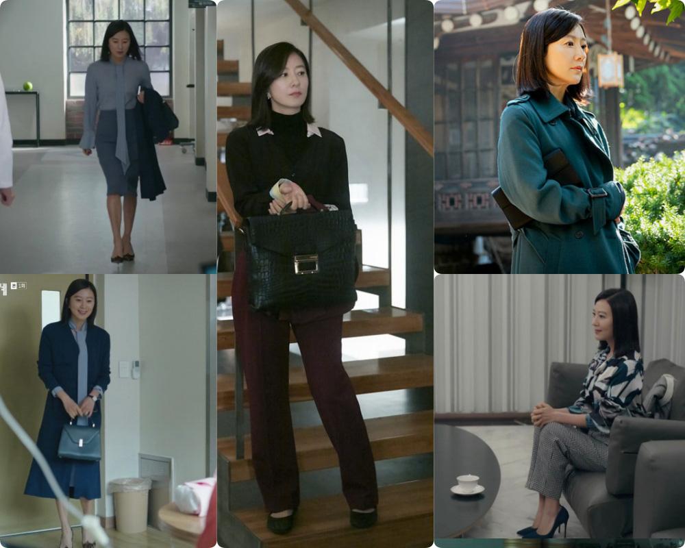 Nàng công sở ngoài 30 học lỏm được 4 điều thầm kín từ phong cách của 2 chị vợ cao tay chuyên trị tiểu tam trong phim Hàn-13