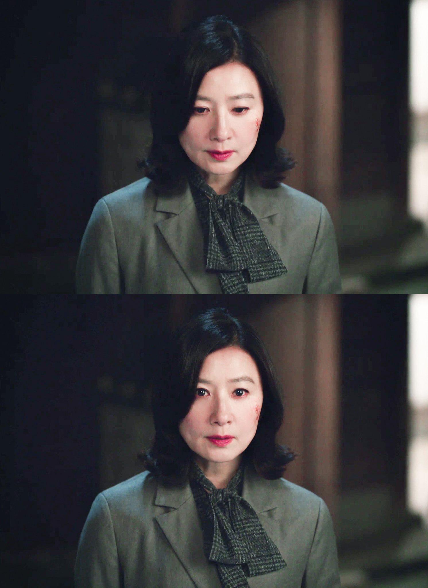 Nàng công sở ngoài 30 học lỏm được 4 điều thầm kín từ phong cách của 2 chị vợ cao tay chuyên trị tiểu tam trong phim Hàn-19