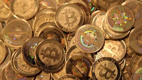 Giá Bitcoin rời xa mốc 40.000 USD/đồng