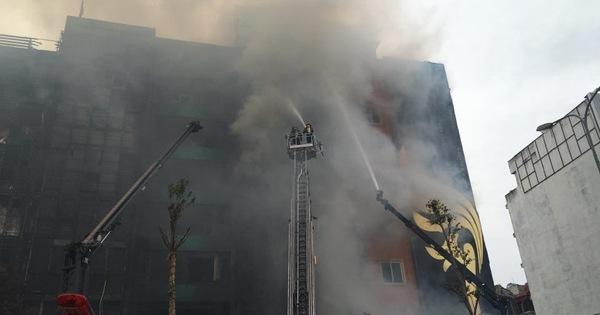 Bộ Công an ban hành quy định mới về điều kiện phòng cháy chữa cháy quán karaoke, vũ trường