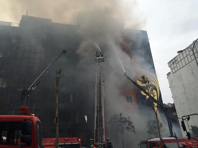 Bộ Công an ban hành quy định mới về điều kiện phòng cháy chữa cháy quán karaoke, vũ trường-1