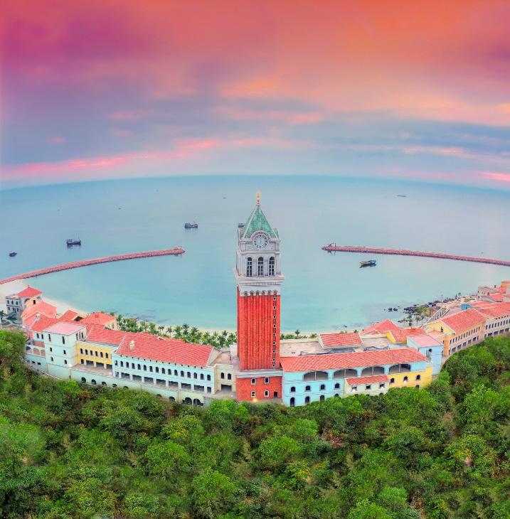 """Sun Group trình làng"""" tổ hợp căn hộ cao tầng Sun Grand City Hillside Residence tại Phú Quốc-2"""