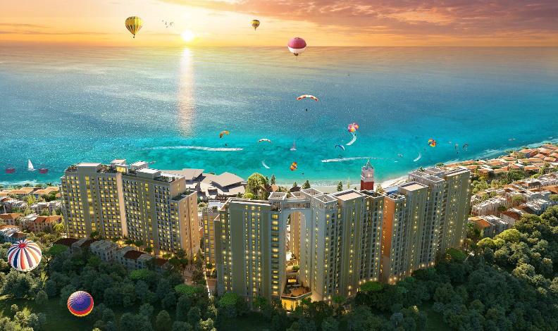 """Sun Group trình làng"""" tổ hợp căn hộ cao tầng Sun Grand City Hillside Residence tại Phú Quốc-4"""