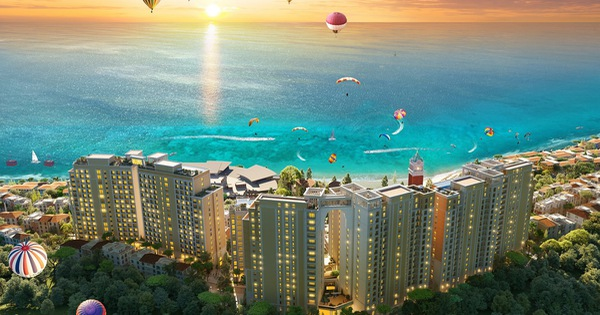 """Sun Group """"trình làng"""" tổ hợp căn hộ cao tầng Sun Grand City Hillside Residence tại Phú Quốc"""