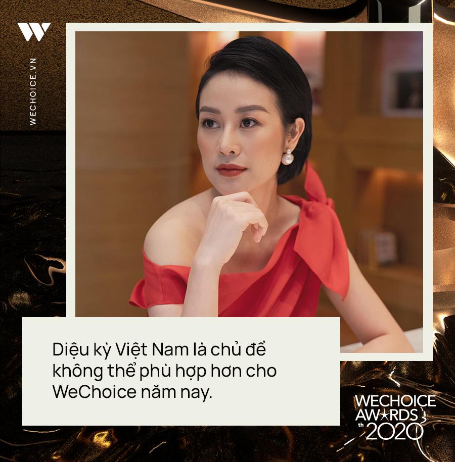 MC Phí Linh trải lòng về màn comeback ở WeChoice Awards 2020, hé lộ về điều diệu kỳ và gương mặt đề cử gây ấn tượng nhất mùa giải-2