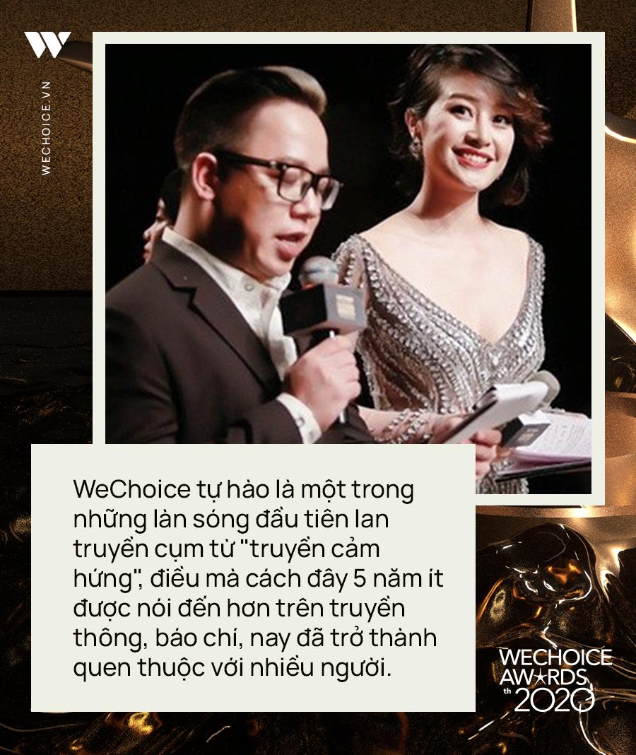 MC Phí Linh trải lòng về màn comeback ở WeChoice Awards 2020, hé lộ về điều diệu kỳ và gương mặt đề cử gây ấn tượng nhất mùa giải-6