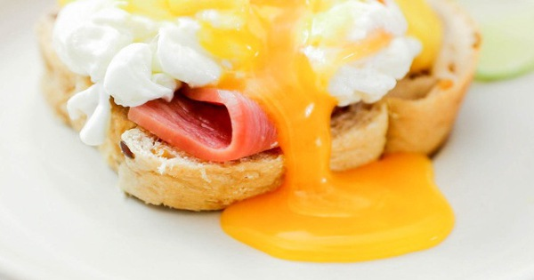 Chào ngày mới với món bánh mỳ trứng chảy này, chị em không chỉ tràn đầy năng lượng mà còn có thể khiến thiên hạ