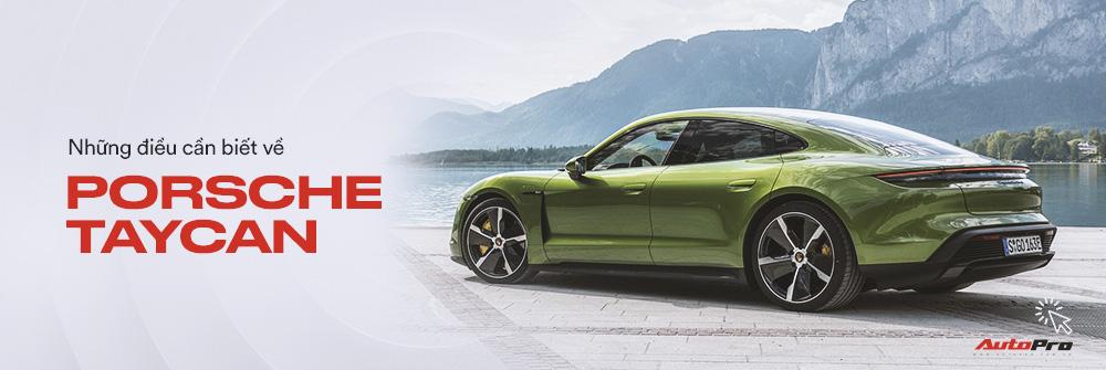 Porsche Taycan sẽ có bản giá rẻ mở bán đại trà?-2
