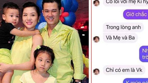 Sau lễ an táng cố ca sĩ, vợ cũ Vân Quang Long hé lộ tin nhắn chồng xin lỗi: 'Anh chỉ có em là vợ'