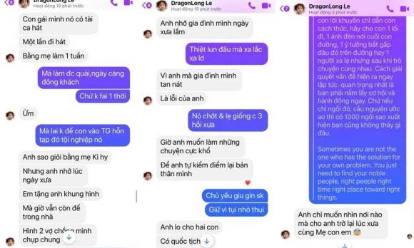 Sau lễ an táng cố ca sĩ, vợ cũ Vân Quang Long hé lộ tin nhắn chồng xin lỗi: Anh chỉ có em là vợ-3