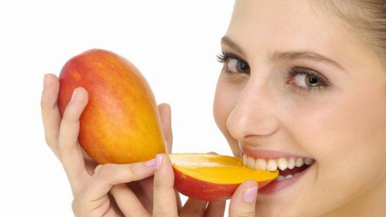 Bí quyết làm đẹp siêu đơn giản: Ăn xoài giúp giảm nếp nhăn