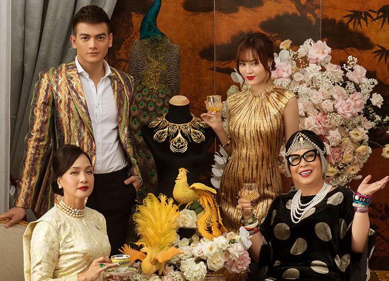 Sức hút khó cưỡng của phim Việt về giới siêu giàu: Drama sướng mắt, thoả mãn tâm lí hiếu kì về đời sống thượng lưu?-4