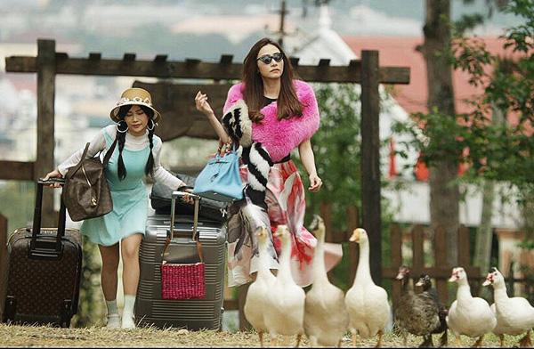 Sức hút khó cưỡng của phim Việt về giới siêu giàu: Drama sướng mắt, thoả mãn tâm lí hiếu kì về đời sống thượng lưu?-2