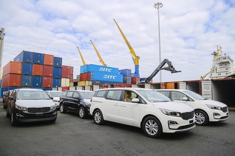 """THACO """"lội ngược dòng"""" xuất khẩu ô tô sang Thái Lan"""