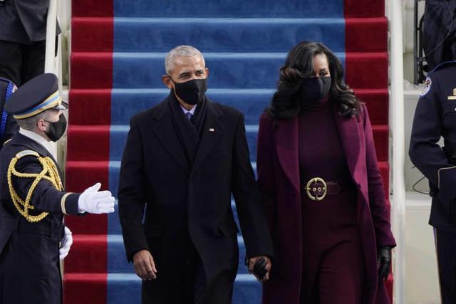 Thời trang Mỹ lên ngôi tại lễ nhậm chức, gợi nhớ tới kỷ nguyên Obama-4