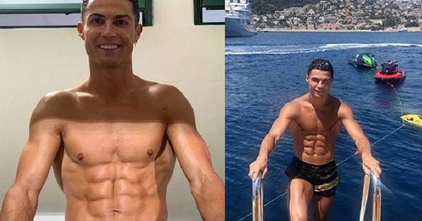 Cristiano Ronaldo có tuổi sinh lý trẻ hơn 10 năm so với tuổi đời: Nhờ ăn, ngủ, tập thể dục