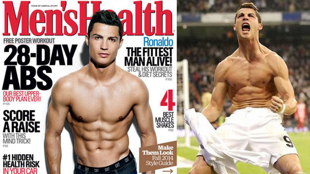 Cristiano Ronaldo có tuổi sinh lý trẻ hơn 10 năm so với tuổi đời: Nhờ ăn, ngủ, tập thể dục-5