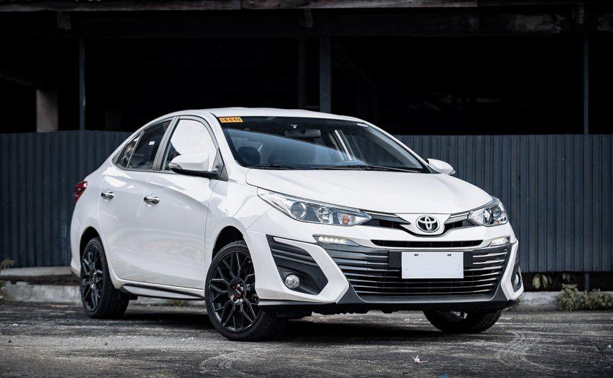 Top 10 xe bán chạy nhất Philippines năm 2020: 6 vị trí đầu đều là xe Toyota -1