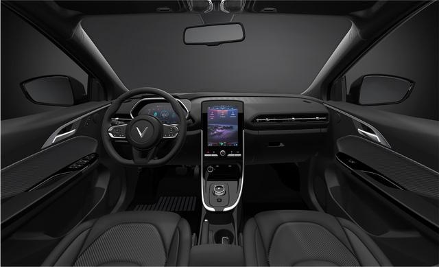 VinFast ra mắt 3 dòng ô tô điện tự lái – khẳng định tầm nhìn trở thành hãng xe điện thông minh toàn cầu-2