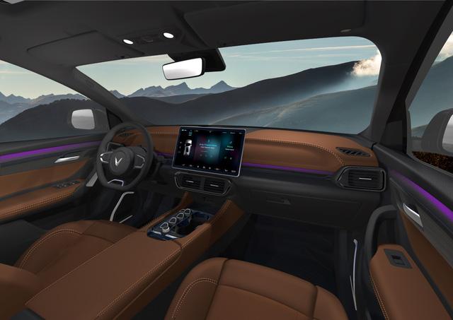 VinFast ra mắt 3 dòng ô tô điện tự lái – khẳng định tầm nhìn trở thành hãng xe điện thông minh toàn cầu-4