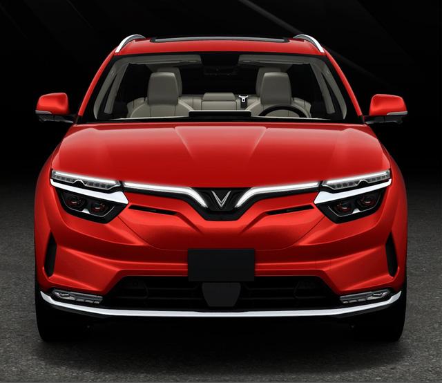 VinFast ra mắt 3 dòng ô tô điện tự lái – khẳng định tầm nhìn trở thành hãng xe điện thông minh toàn cầu-5
