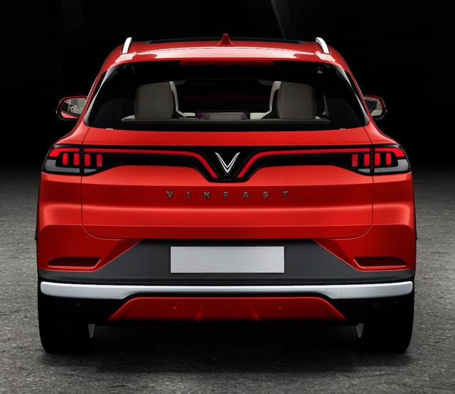 VinFast ra mắt 3 dòng ô tô điện tự lái – khẳng định tầm nhìn trở thành hãng xe điện thông minh toàn cầu-6