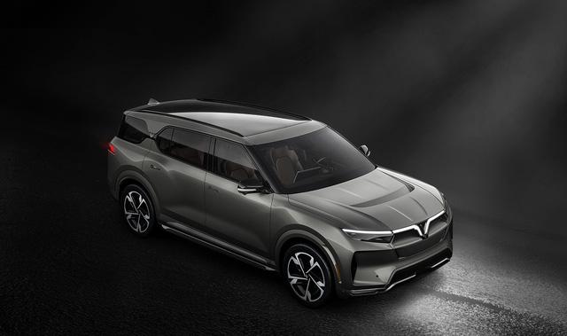 VinFast ra mắt 3 dòng ô tô điện tự lái – khẳng định tầm nhìn trở thành hãng xe điện thông minh toàn cầu-8