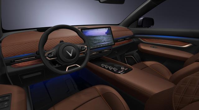 VinFast ra mắt 3 dòng ô tô điện tự lái – khẳng định tầm nhìn trở thành hãng xe điện thông minh toàn cầu-9